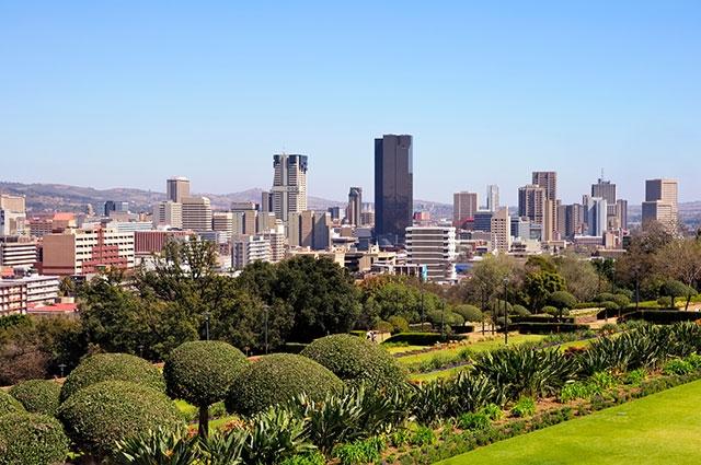 Viza za Južnoafričku Republiku