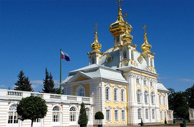 Putovanje u Sankt Petersburg