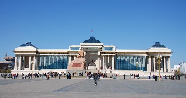 Viza za Mongoliju