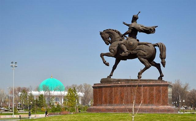 Viza za Uzbekistan